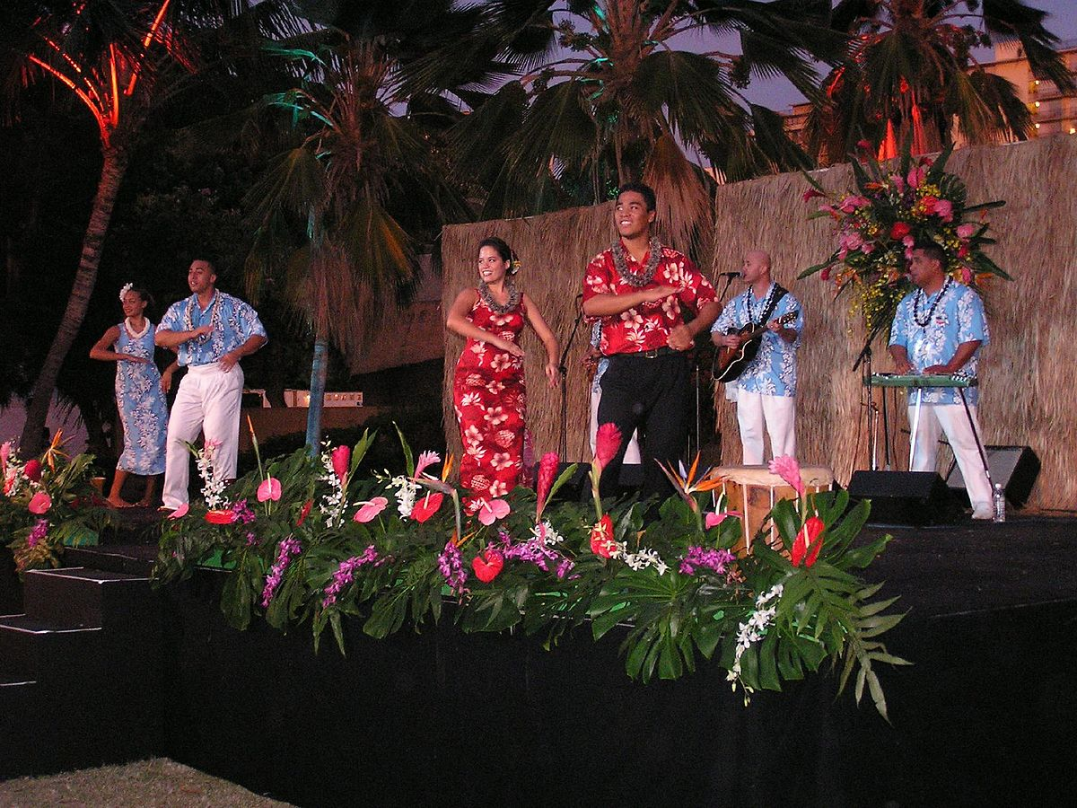 A Luau is one of the Fun Activities to Enjoy on Maui ... photo by CC user Shawn Lea on Flickr