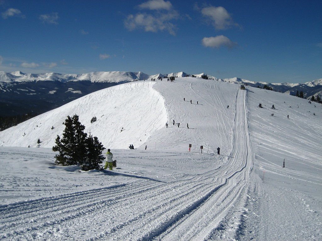 Keystone is a great place to go on a Colorado Ski Vacation ... photo by CC user Rudi Riet on Flickr