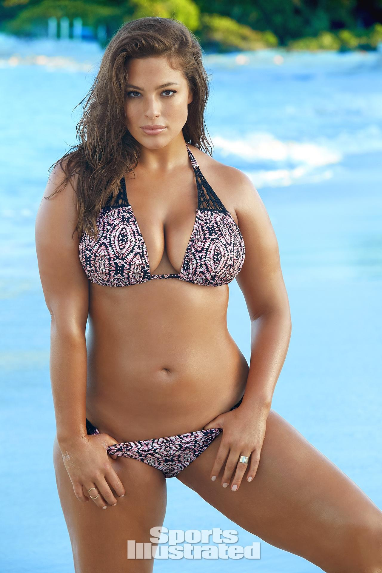 Bikinis for full figured women