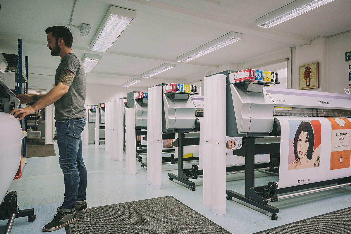 Wondering How to Get Started with a Printing Business?