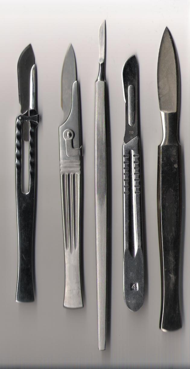 various_scalpels