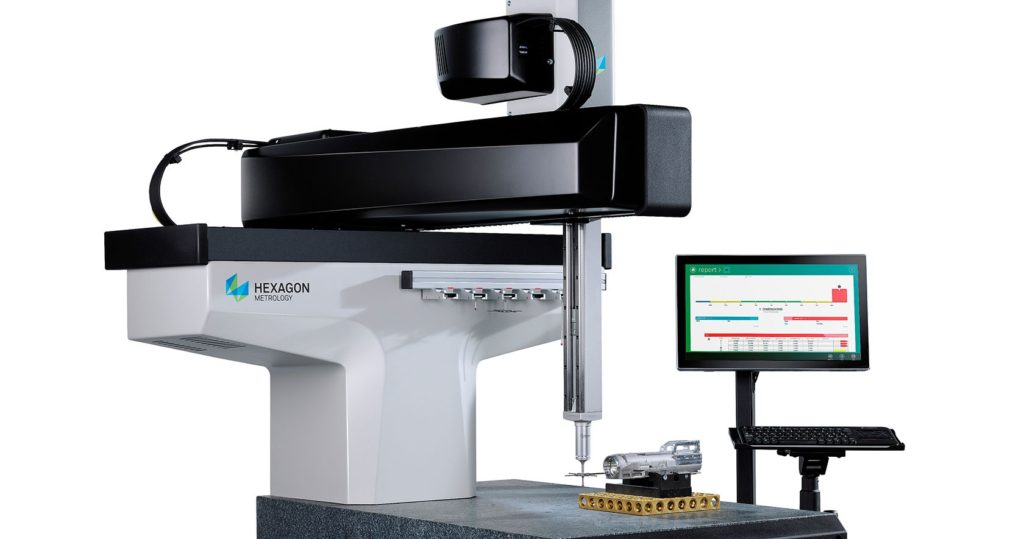 There are three parts of a Coordinate Measuring Machine of which you should have an intimate understanding
