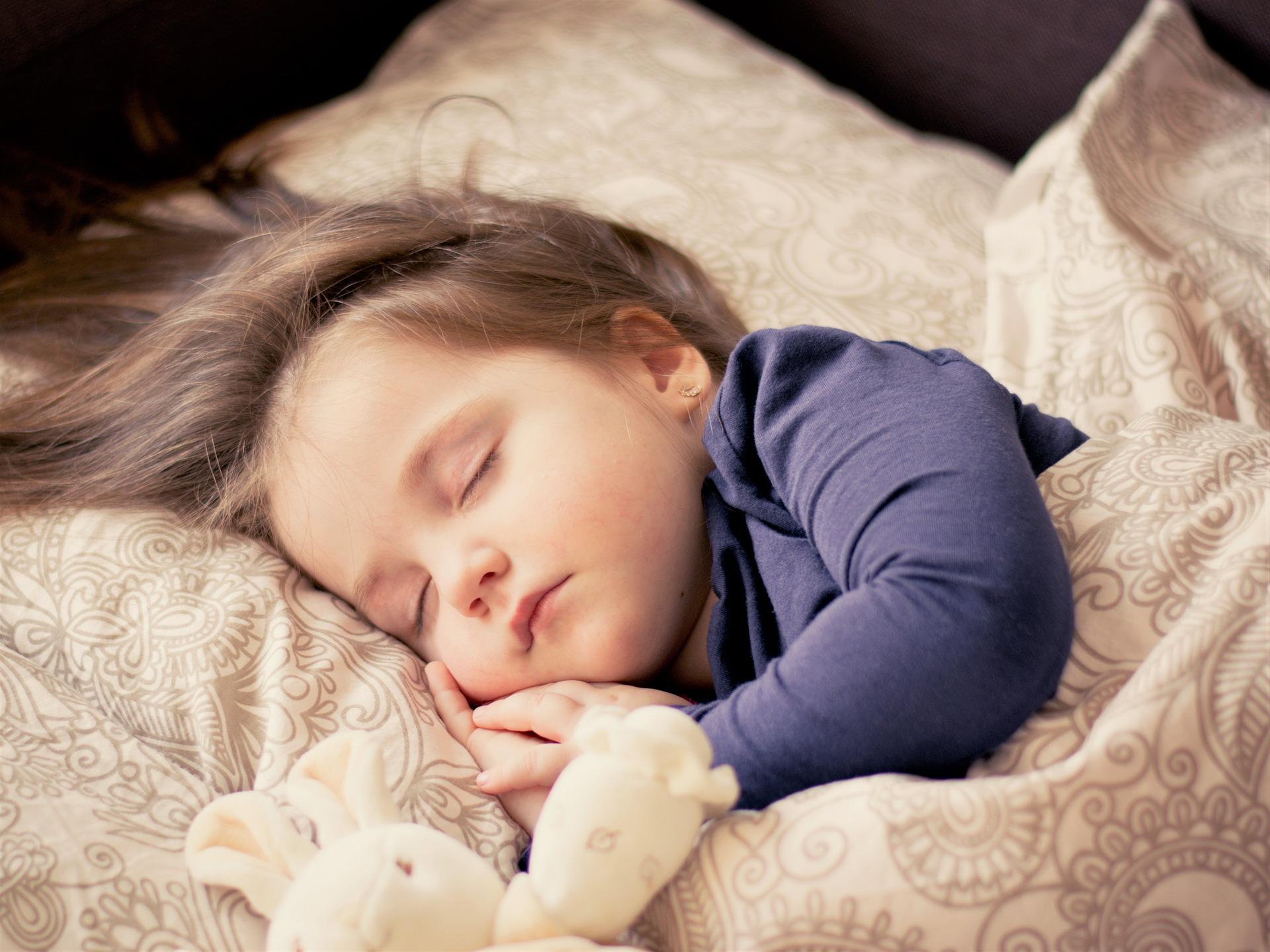 Help Your Kids Sleep Better