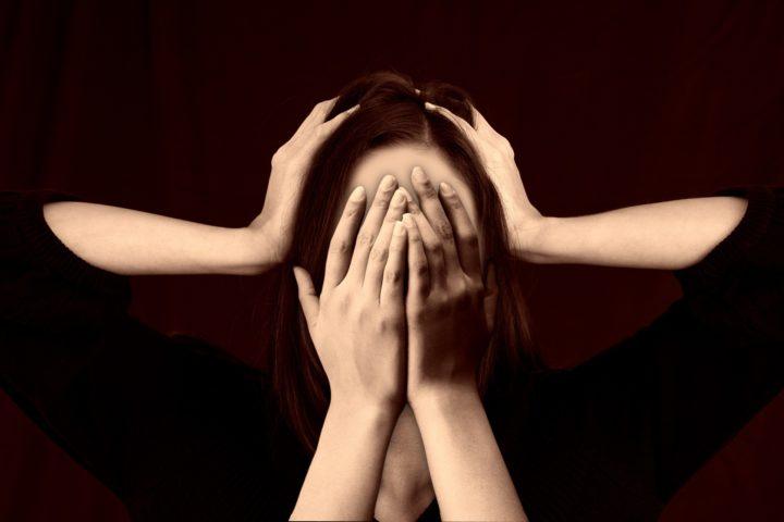 Suffering from a headache